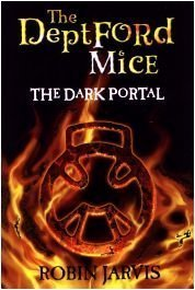 The Dark Portal - UK cover