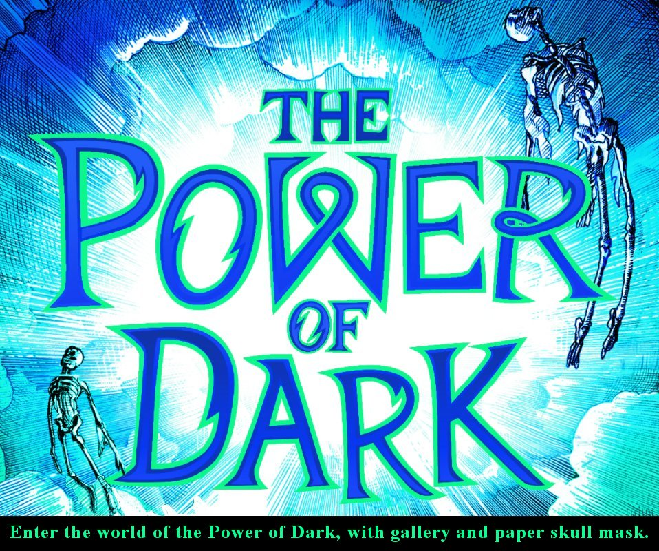 Link to The Power of Dark homepage